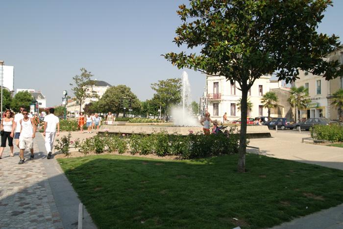 Centre ville, Les Sables d'Olonne