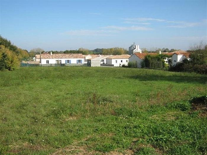 Vente immobilière Saint Vincent sur Jard
