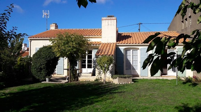 Maison en vente à L'Aiguillon sur Vie