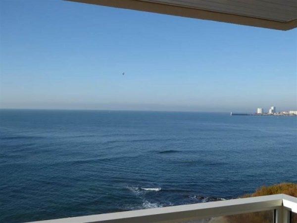 vue sur la mer aux Sables d'Olonne