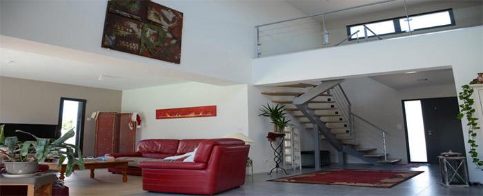 achat maison d'architecte Les Sables d'Olonne