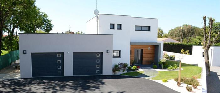 projet maison d'architecte Les Sables d'Olonne