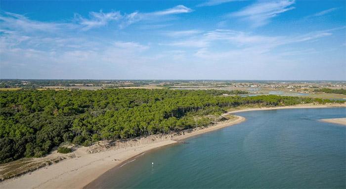 Recherche terrain à vendre littoral vendéen