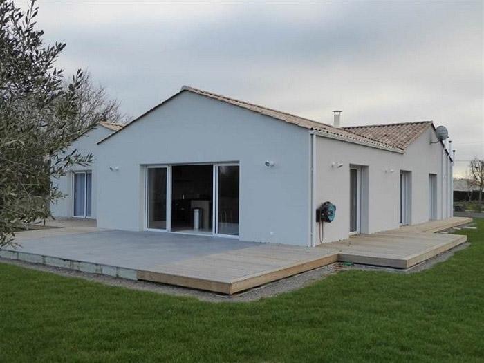 construction maison 3 chambres Les Sables-d'Olonne