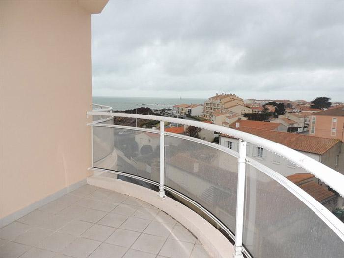 appartement à vendre vue mer Les Sables-d'Olonne