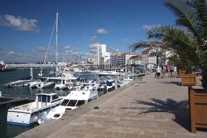 le port quartier petit prix immobilier Les Sables d'Olonne