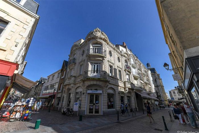 en ville sur Les Sables d'Olonne la tendance du marché immobilier
